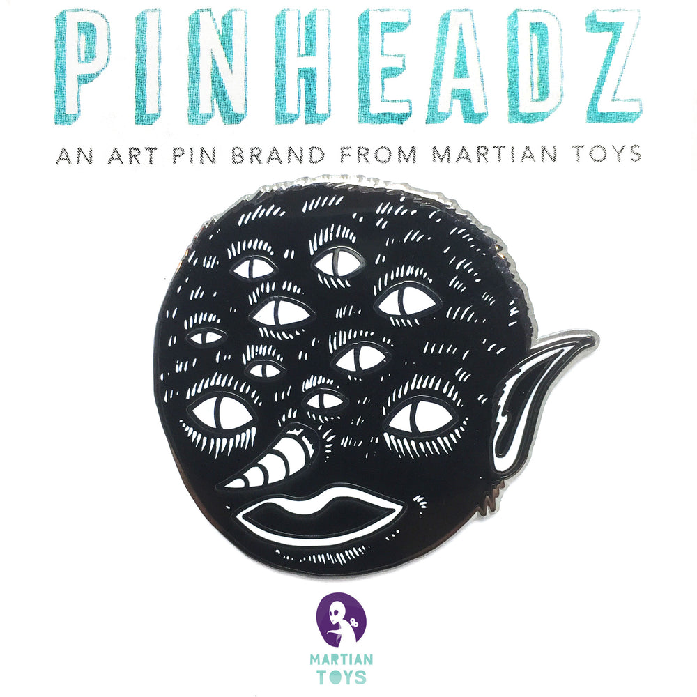 PinHeadz - Junkyard - Many Eyes