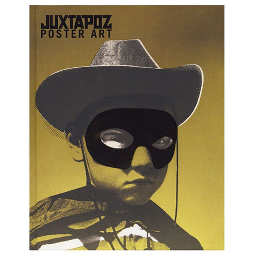 Juxtapose Poster Art Book