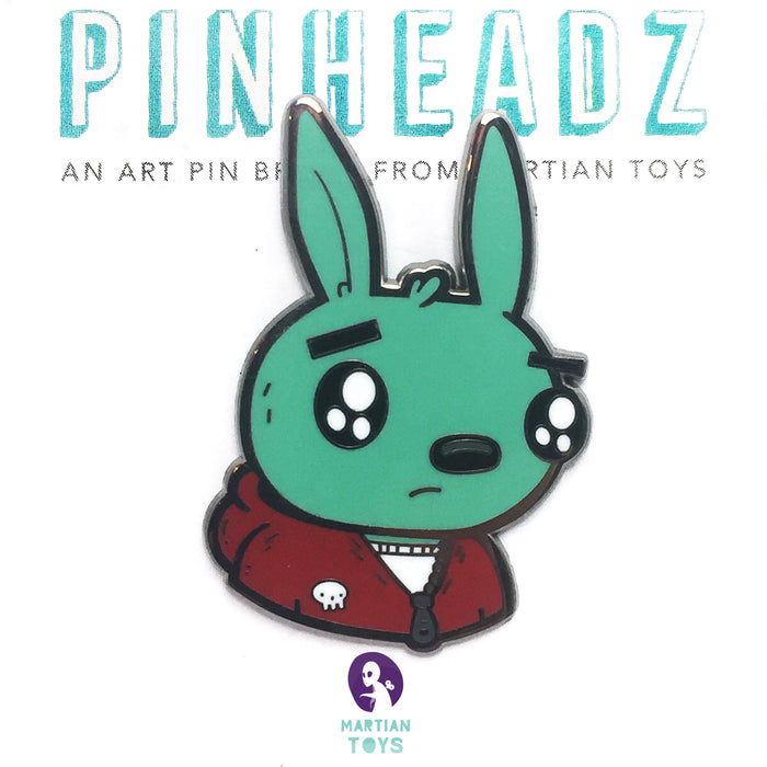 PinHeadz - Kill Taupe - Hoody Rabbit