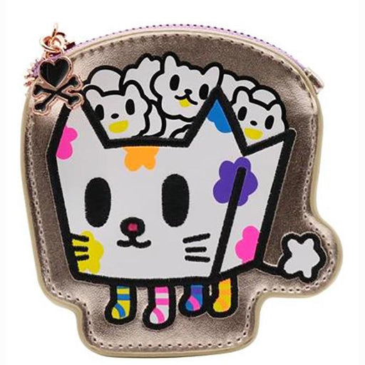 Camouflage Kawaii Kitty Pop Coin Purse by TokiDoki