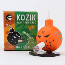 WTF Non Lethal Party BlindBox  by  Kozik  x  Toy2R