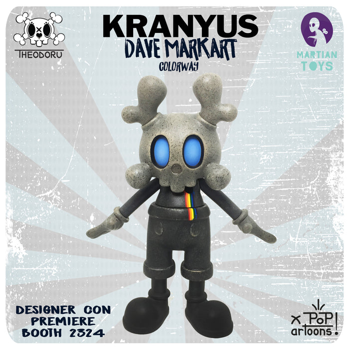 "Kranyus ""It Can't Rain All The Time"" Edition by Dave MarkArt x Theodoru"