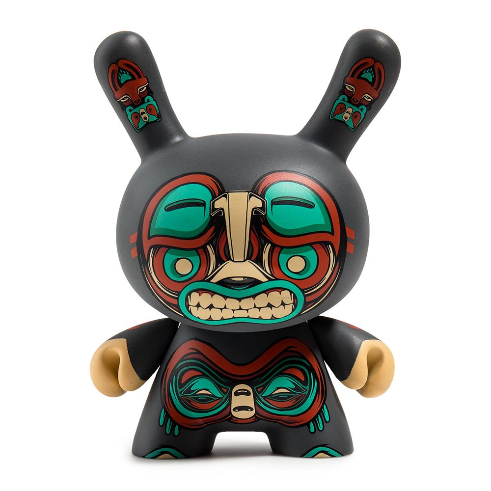 "Kuba 5"" Dunny by Mike Fudge / Kidrobot"