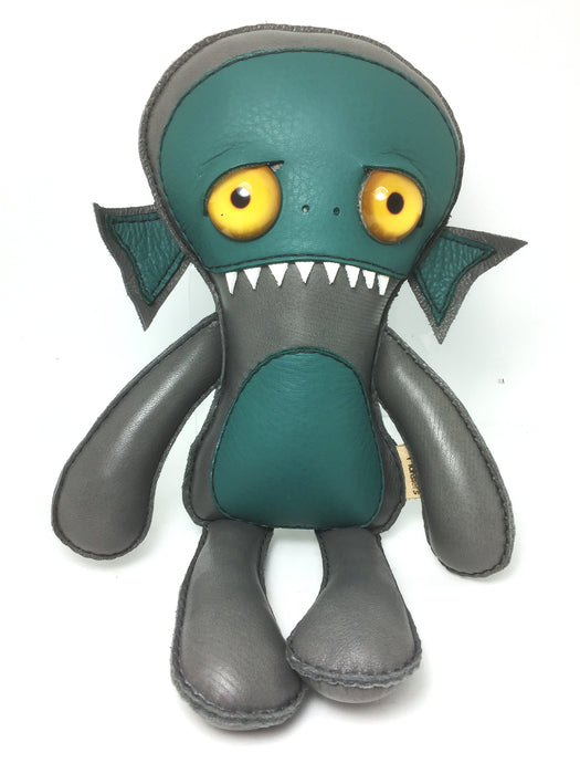 PLUSHtheLIMITS  -  Seamonster  by  LeatherMonsters