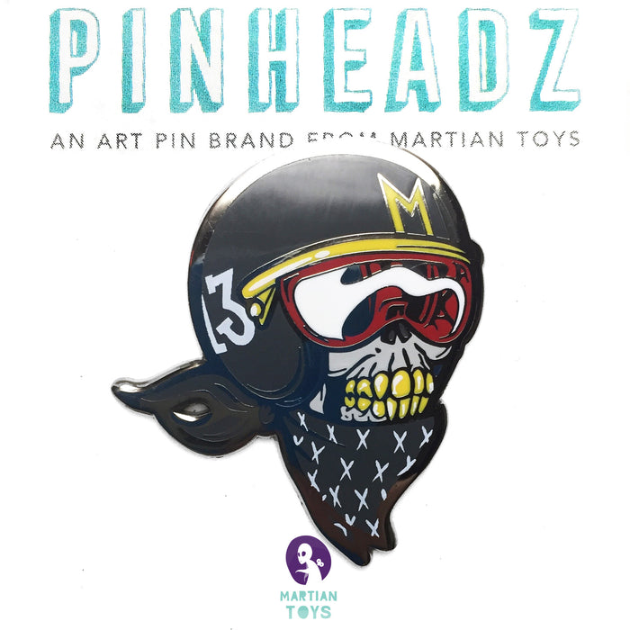 PinHeadz - Mad Toy Design - Death Racer : Midnight Edition