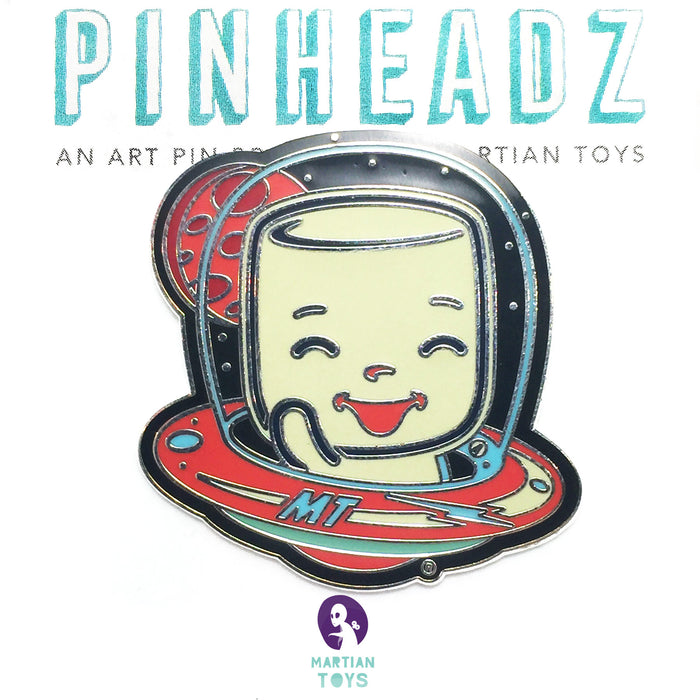 PinHeadz - 64 Colors - Astro Marshall Pin