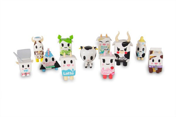 Moofia Series 1 by TokiDoki