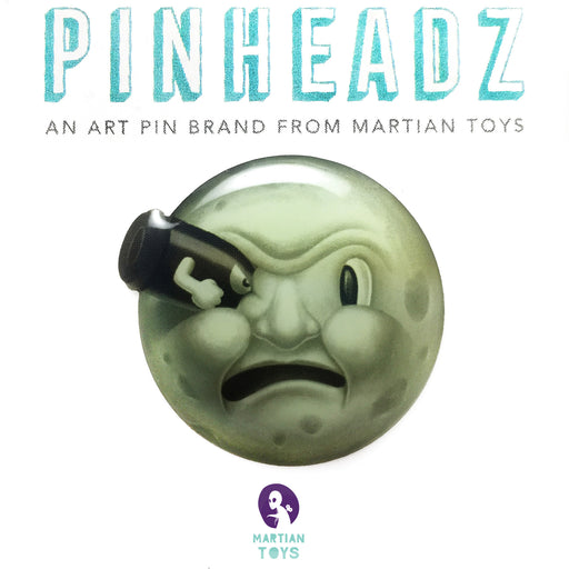 PinHeadz - Jason Rapert - Moon Man (Offset)