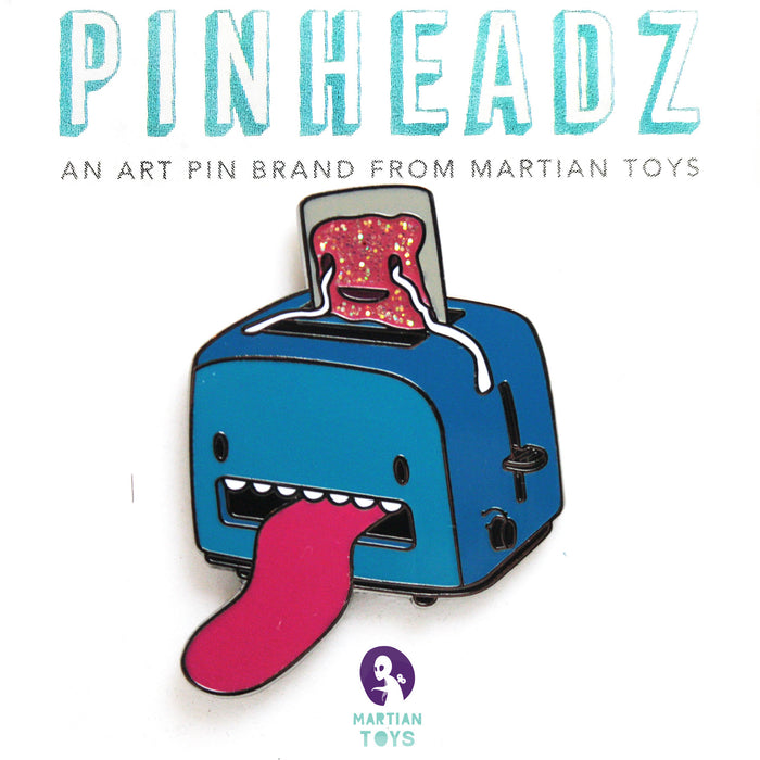 PinHeadz - Mr Biscuit - Toaster