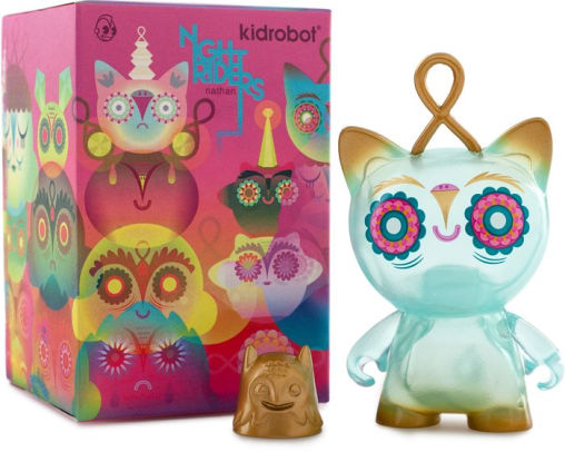 NightRiders Blind Box Series by Nathan Jurevicius x Kidrobot