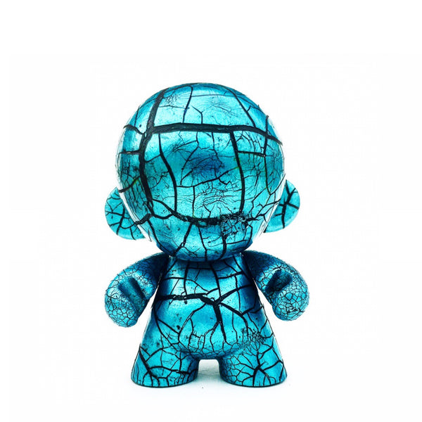 """Winter Trees"" - custom Munny by NapTimeNoah"