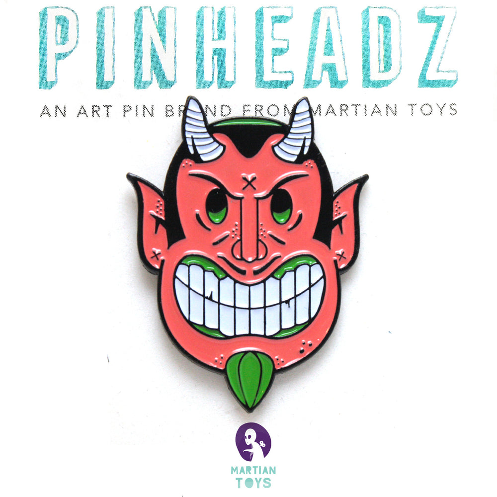 PinHeadz - Ekiem - Red Devil