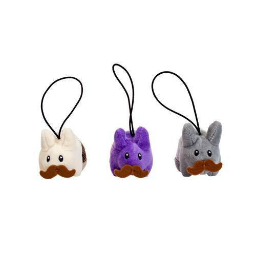 Cute N' Crazy Happy Labbit Plush Mini Series by Kidrobot