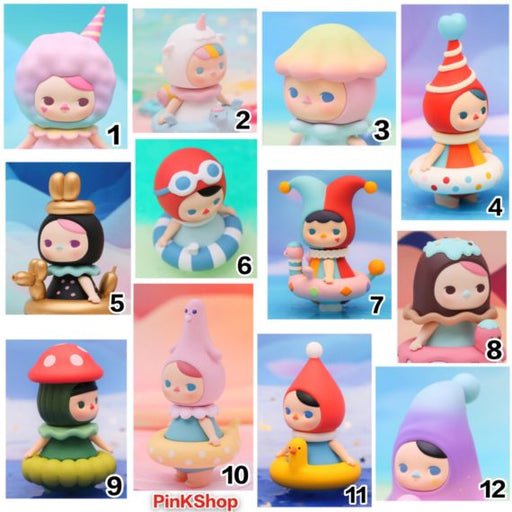 Pucky Pool Babies Series x Pop Mart