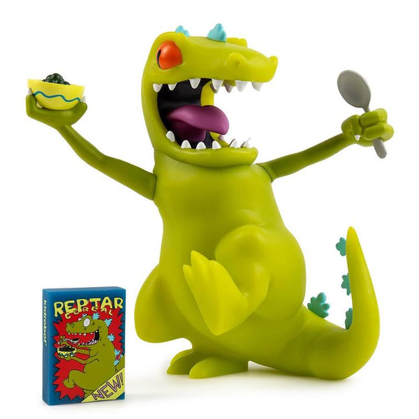 REPTAR! Rugrats Art Toy by Nickelodeon / Kidrobot