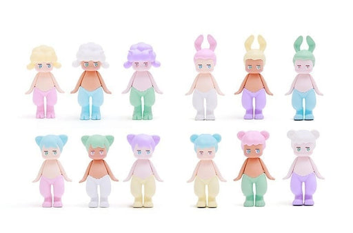 Satyr Rory Blindbox Series  by Seulgie x POP Mart