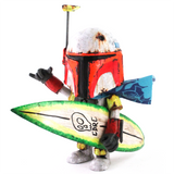 MonsterBeachParty  -  Surfer Fett by Klav9
