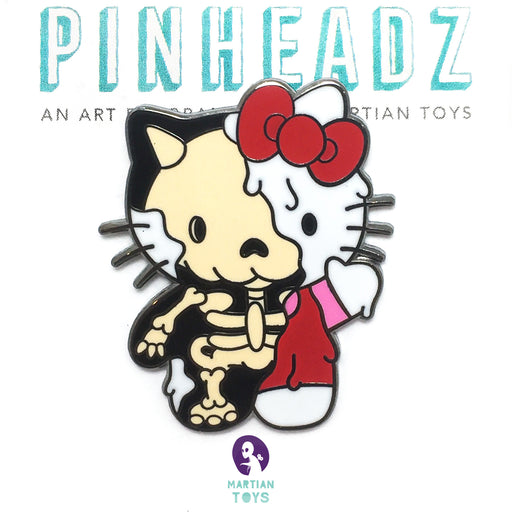 PinHeadz - Cote Escriva - Melty Kitty