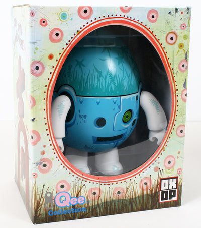 Terrarium Keeper Gumivore Egg Qee / Minnesota Edition by Jeff Soto x Toy2R