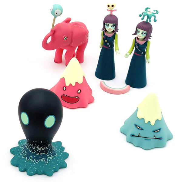 Stellar Dream Scouts BlindBox Series by Tara McPherson x Kidrobot