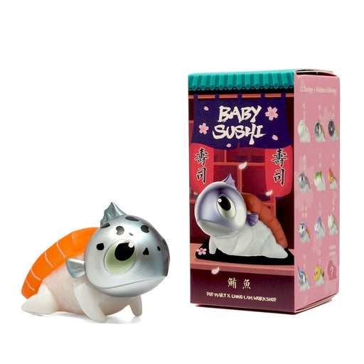 Baby Sushi Blindbox  by Chino Lam  x  POP Mart