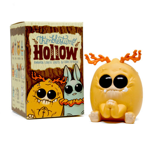 Thimblestump Blind Boxes by Amanda Louise Spayd & Chris Ryniak