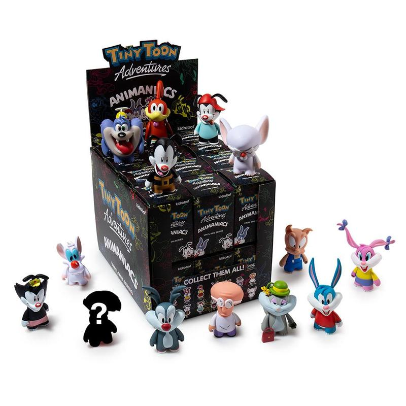 Tiny Toon Adventures & Animaniacs Blind Mini Series by Kidrobot