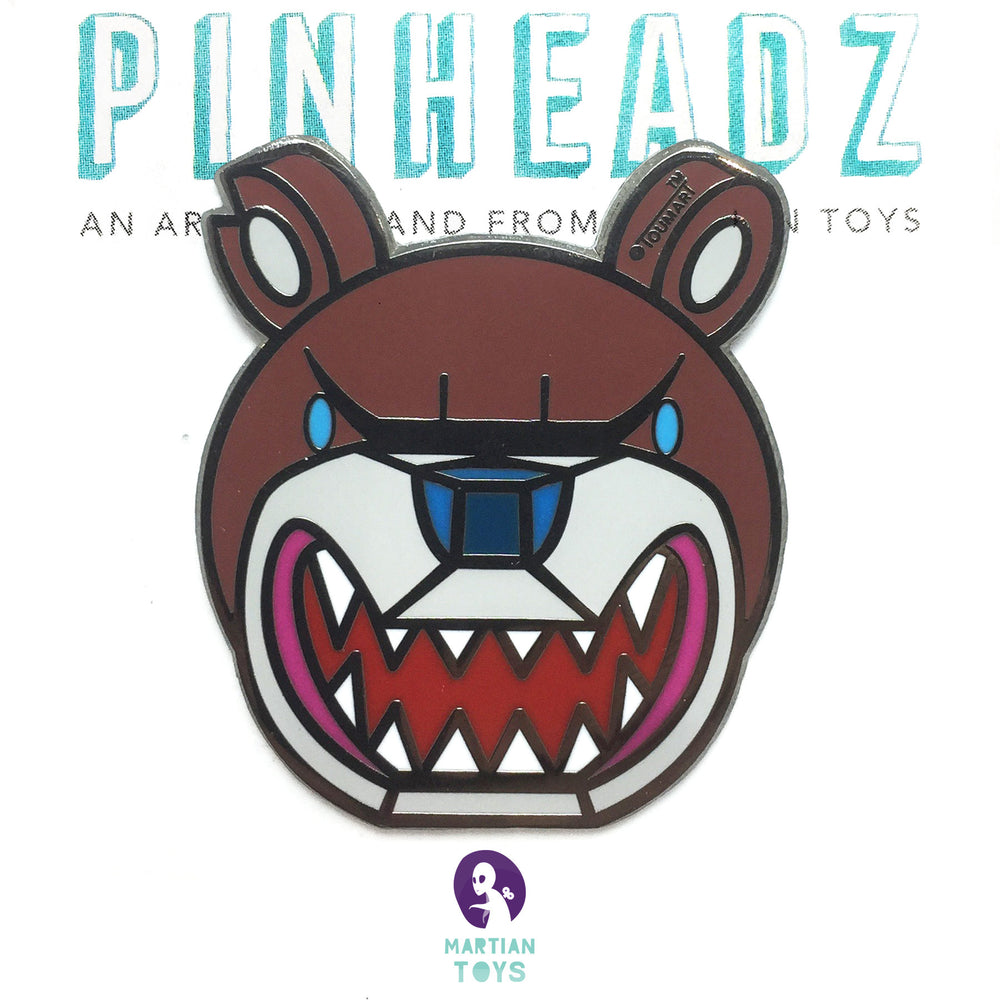 PinHeadz - Touma - Knuckle Bear Big Mouth