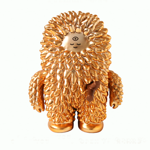 Golden Treeson by Bubi Au Yeung x Fluffy House