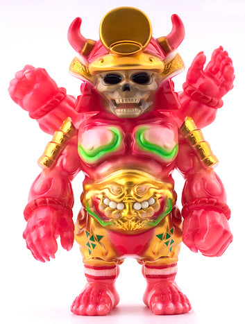 Ganesha Ushioni Samuraii  by  Scotty Wang x Toy Zero Plus