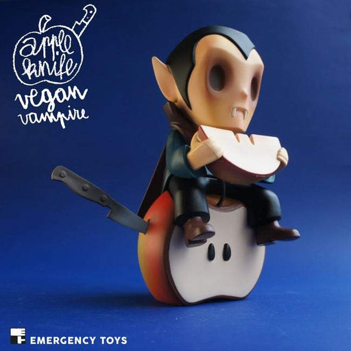 Apple Knife the Vegan Vampire by Emergency Toys