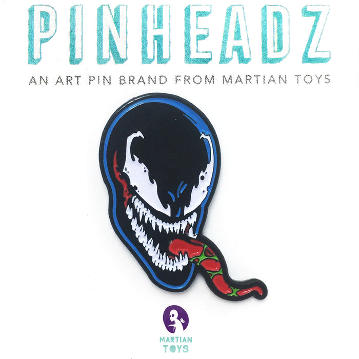 PinHeadz - Dex Dexigns - Venom Pin