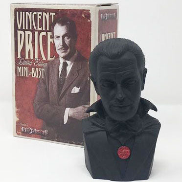 Vincent Price Bust