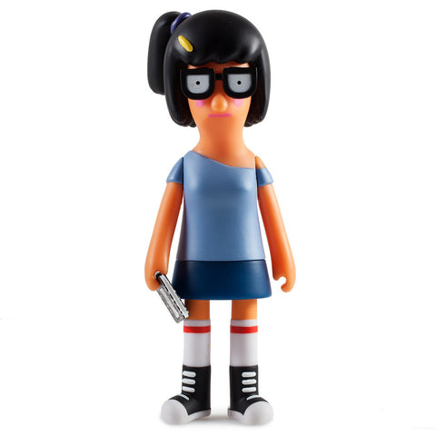 Bad Tina from Bob's Burgers