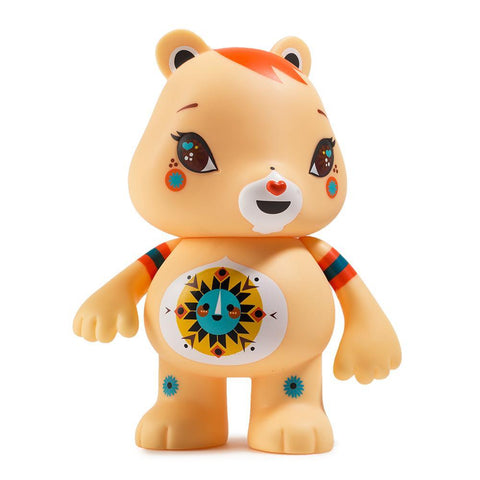 Care Bears Funshine Bear Art Figure by Julie West