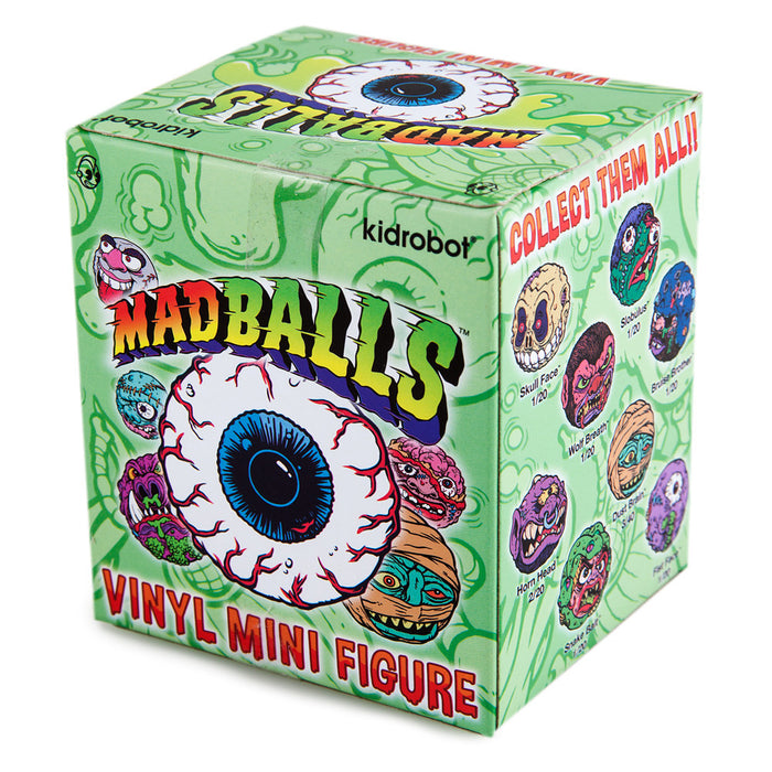 Madballs Blind Box Mini Series