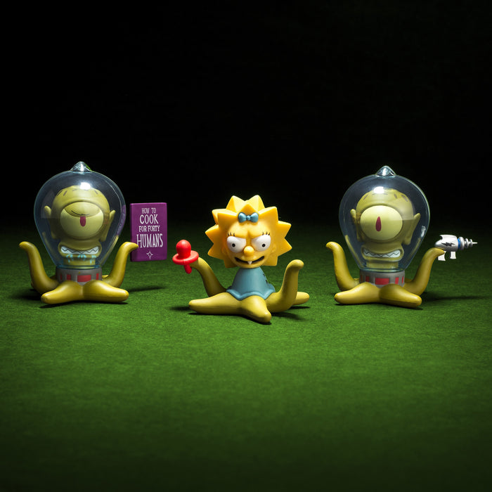 Simpsons Treehouse of Horrors by Kidrobot