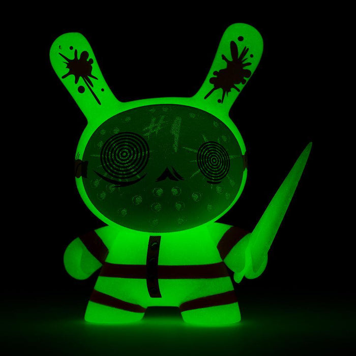 The 13 Glow In Dark Edition Dunny Series by Brandt Peters