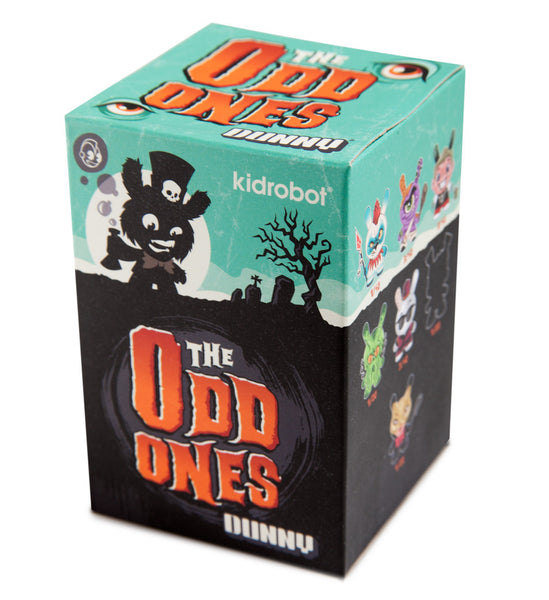 Odd Ones Dunny by Scott Tolleson