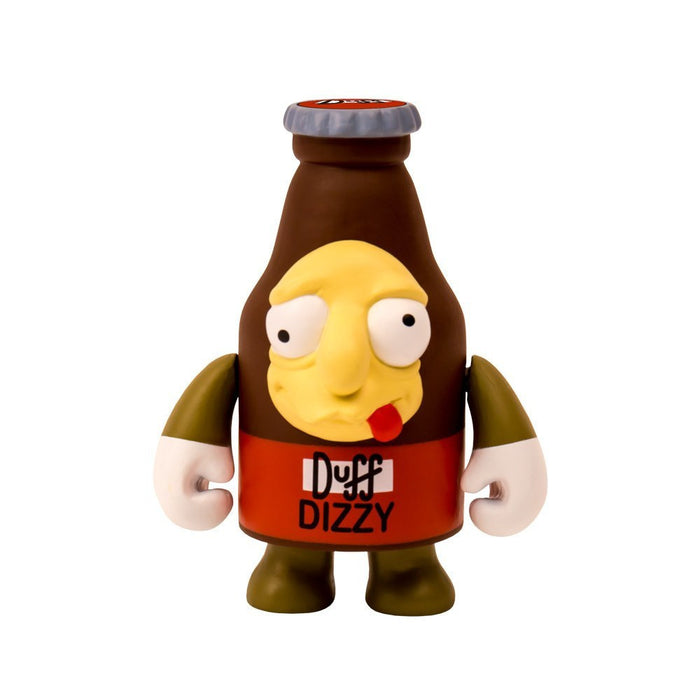 "The Simpsons 3"" Dizzy Duff by Kidrobot"