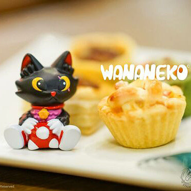 Wananeko Gacha Series 1  by  Javier Jiménez  x  Streams Art Toy