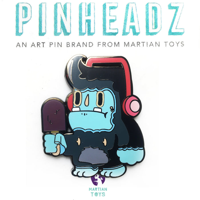 PinHeadz - Ju Zuco - Yeti with Popsicle