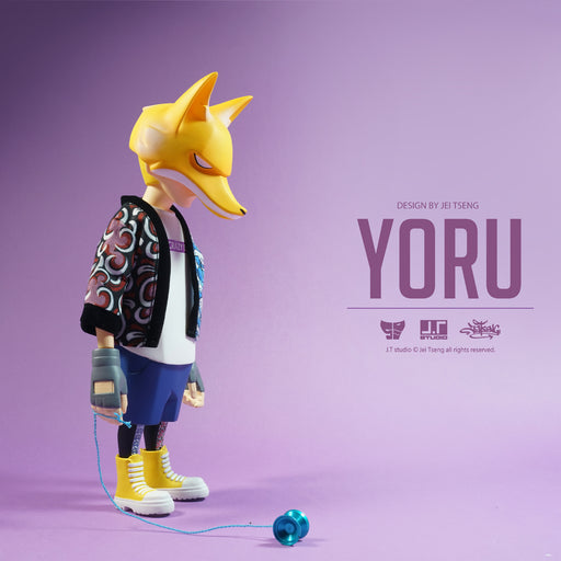 "YORU & YOKU  8"" 2pack  by  JT Studio"