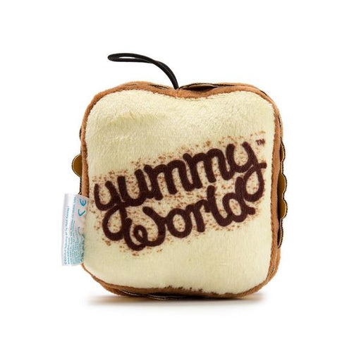 Yummy World Gary Grilled Cheese Plush Ornament
