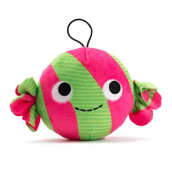 Yummy World Holly Hard Candy Plush Ornament