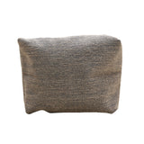 Grey Carpet Cosmetic Pouch