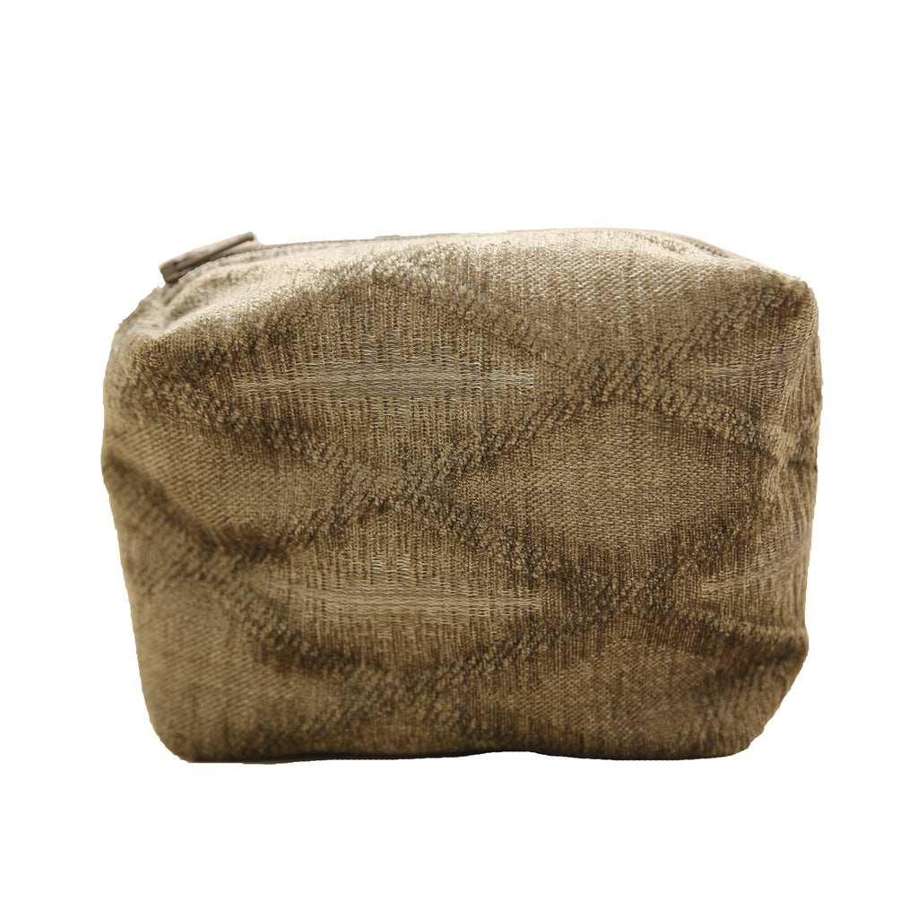 Carpet Textured Cosmetic Pouch