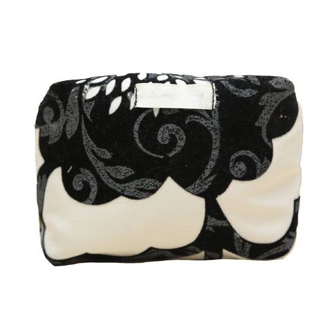 Brocade Cosmetic Pouch