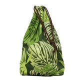 Philodendron Foliage Drawstring Bag
