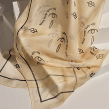 Load image into Gallery viewer, TEARS by Sabrina Goh (Designer Scarf)
